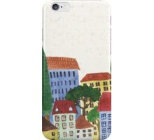 Southern сity iPhone Case/Skin
