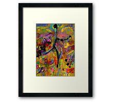 Sprinting-FINAL Framed Print