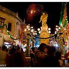 Mqabba Feast - Main Square by refar