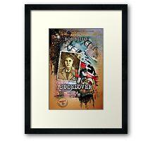 Judelover Framed Print