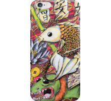 Koi Luck Dragon iPhone Case/Skin