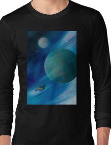 Travel through Space Long Sleeve T-Shirt