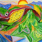 Nature- Biosphere by Sesha