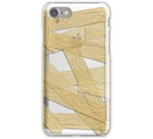 Taped up iPhone Case/Skin