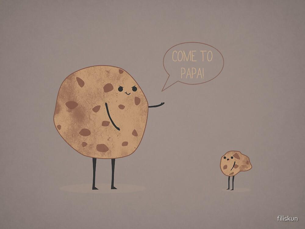 Cannibal Cookie by filiskun