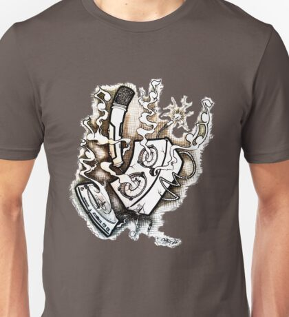 Get on Da Mic Unisex T-Shirt