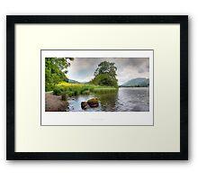 Grasmere Framed Print