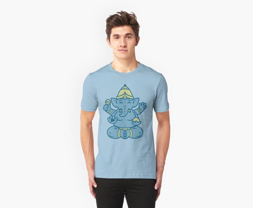Ganesha by creationme