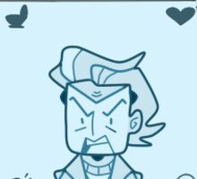 tamagatchi set 01 - Handsome Jack Sticker