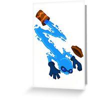 waterman Greeting Card