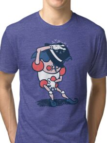 Mr. Mike Tri-blend T-Shirt