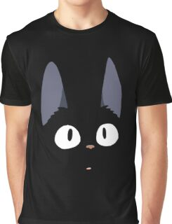 Jiji the Cat! Graphic T-Shirt