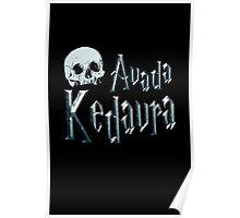 Avada Kedavra Poster
