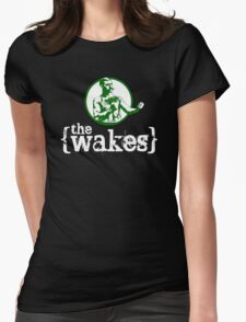 The Wakes Boxer Logo Womens Fitted T-Shirt