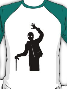 Man Waving T-Shirt