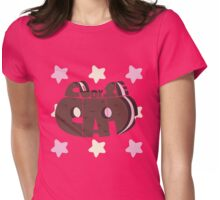 Cookie cat Womens Fitted T-Shirt