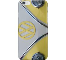 Yellow VW Dub iPhone Case/Skin