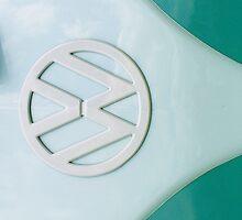 Vintage VW by KitKatGibbs