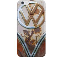 Rusty VW iPhone Case/Skin
