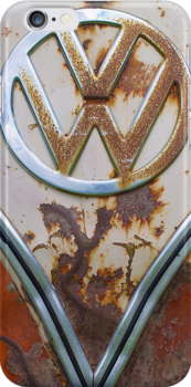 Rusty VW by KitKatGibbs