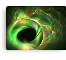 Stellar-Wind Bubble Canvas Print