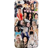 Swan Queen Collage iPhone Case/Skin