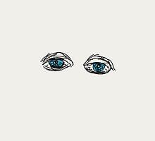 Tired Eyes by Futurebot