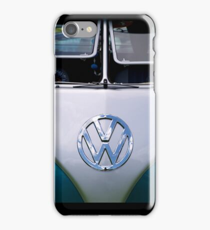 Blue VW iPhone Case/Skin