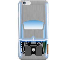 Back to the Future De Lorean iPhone Case/Skin