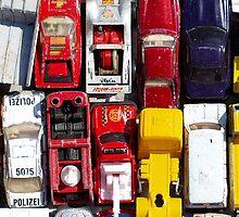 Mini Cars by KitKatGibbs