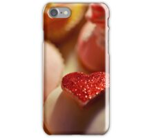 Heart Cupcakes iPhone Case/Skin