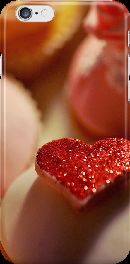 Heart Cupcakes by KitKatGibbs
