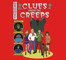 Clues From the Creeps Kids Clothes