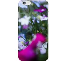 English Wildflowers iPhone Case/Skin