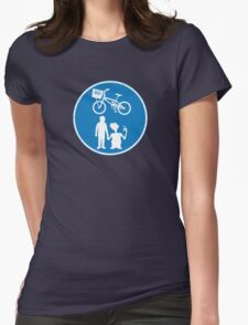 Share the sky (UK version) Womens Fitted T-Shirt