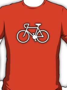 Simple Bicycle T-Shirt