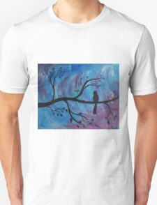 Bird on a Branch T-Shirt