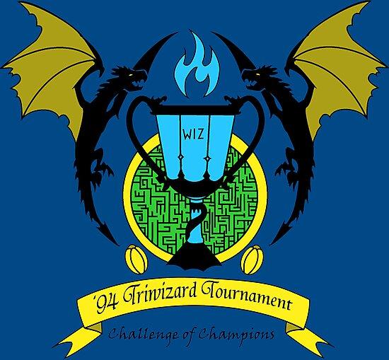 Triwizard Tournament '94 by mbecks114