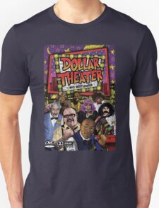 Dollar Theater Vintage-Style Poster Art T-Shirt