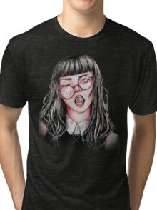 Candied and Cute Tri-blend T-Shirt