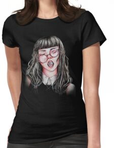 Candied and Cute Womens Fitted T-Shirt