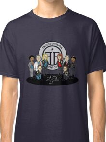 Fringe the Animated Series Classic T-Shirt