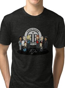 Fringe the Animated Series Tri-blend T-Shirt