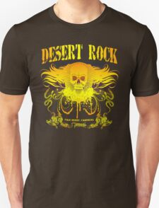 Desert Rock - Palm Desert, California T-Shirt