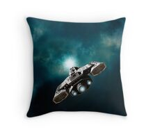 Wormhole Opening Throw Pillow