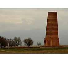 Burana Tower, Kyrgyzstan Photographic Print