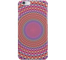 Confusing mindf*ck colorful iPhone case.  iPhone Case/Skin