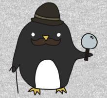 Sherlock Penguin Kids Clothes