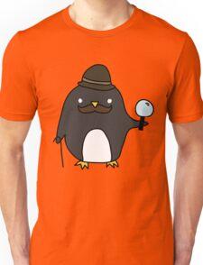 Sherlock Penguin Unisex T-Shirt