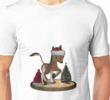 Santas Little Julian Unisex T-Shirt